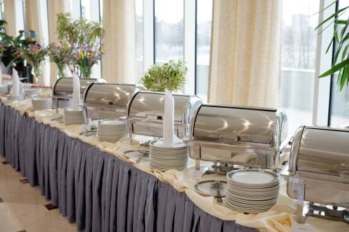 Buffet Table Ideas Wedding Reception: Buffet Vs Plated Meals For Your Wedding Reception